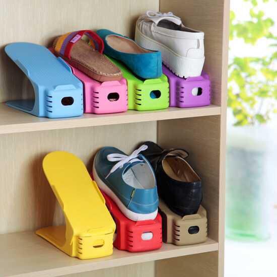 Kệ để giày dép thông minh- Kệ để giày dép tiết kiệm diện tích - 3520261 , 695064714 , 322_695064714 , 20000 , Ke-de-giay-dep-thong-minh-Ke-de-giay-dep-tiet-kiem-dien-tich-322_695064714 , shopee.vn , Kệ để giày dép thông minh- Kệ để giày dép tiết kiệm diện tích