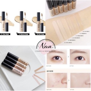 [Auth]Kem Che Khuyết Điểm The Saem Cover Perfection Tip Concealer thumbnail