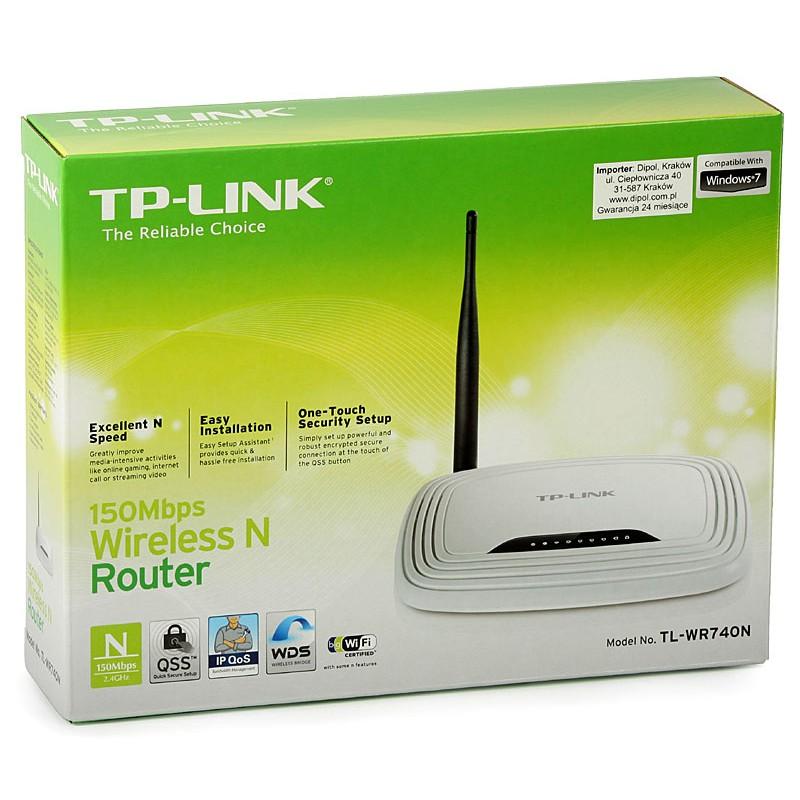 Bộ phát Wifi TP-Link 740N