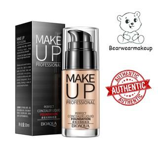 Kem nền che khuyết Make Up Perfect Concealer Bioaqua thumbnail