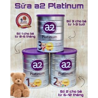 Sữa A2 Platinum số 1,2,3 hàng chính hãng Úc thumbnail