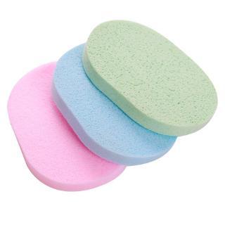 Xốp rửa mặt mềm mại nhiều màu sắc tiện lợi dễ sử dụng 8