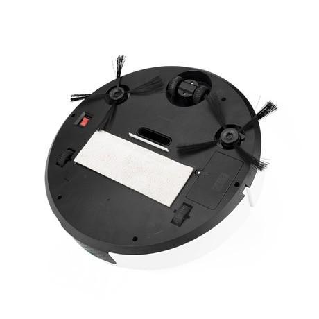 Robot Hút Bụi Lau Nhà Thông Minh ES350 PRO Cao Cấp 3 Trong 1, Cảm Biến Chạm, Chống Va Chạm Thông Minh Có Led
