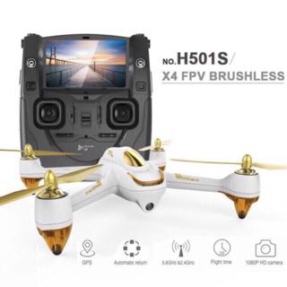 [GIÁ RẺ VÔ ĐỊCH] Flycam Hubsan H501s bộ 2 PIN quay độ phân giải cao 1080p