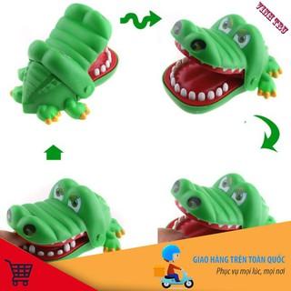 [GIẢM GIÁ KHỦNG] Bộ trò chơi cá sấu cắn tay vui nhộn