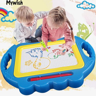 👶🏼Educational Doodle Toy Erasable Magnetic Drawing Board with Pen Xmas Gift