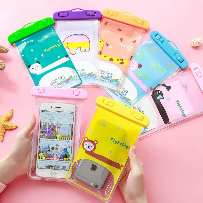 Bao chống nước điện thoại- Bao điên thoại chống nước có thể thao tác sử dụng điện thoại