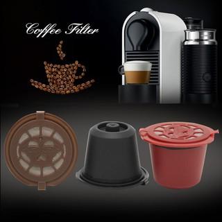 Dụng cụ lọc cà phê có thể tái sử dụng cho máy pha cà phê Nespresso thumbnail