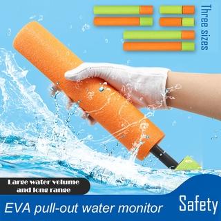 Súng nước bằng nhựa EVA an toàn cho bé vui chơi mỗi ngày thumbnail