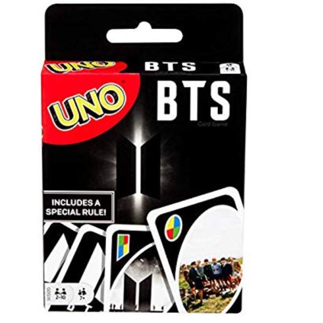 (ORDER) Bts Uno card
