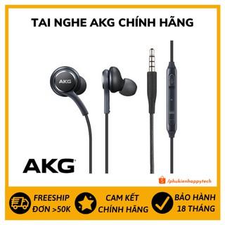 [ CHÍNH HÃNG ] Tai nghe AKG S10 with 3.5mm - Tai nghe Samsung - Tai nghe iPhone - Bảo hành 18 tháng