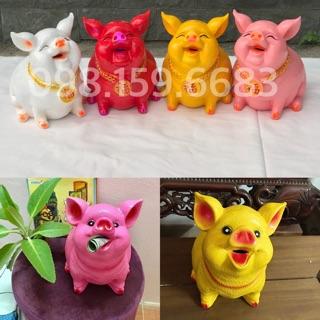 Lợn đất tiết kiệm 3D