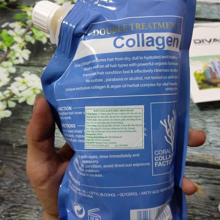Ủ tóc cao cấp chính hãng colagen UT02