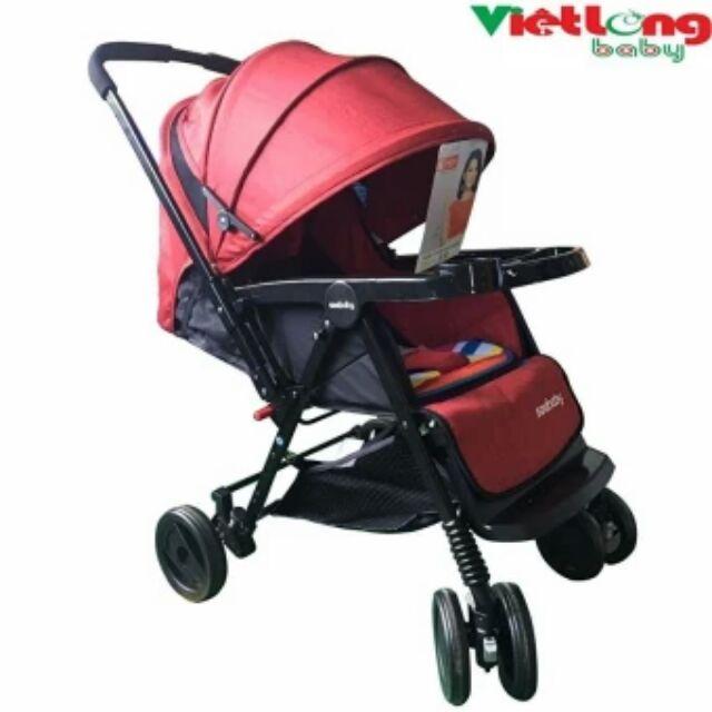 Xe đẩy trẻ em cao cấp 2 chiều Seebaby T11 - 2756157 , 559325579 , 322_559325579 , 1350000 , Xe-day-tre-em-cao-cap-2-chieu-Seebaby-T11-322_559325579 , shopee.vn , Xe đẩy trẻ em cao cấp 2 chiều Seebaby T11