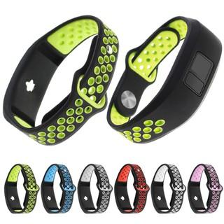Dây đeo silicon thời trang cho đồng hồ thông minh Garmin Vivofit 3/JR