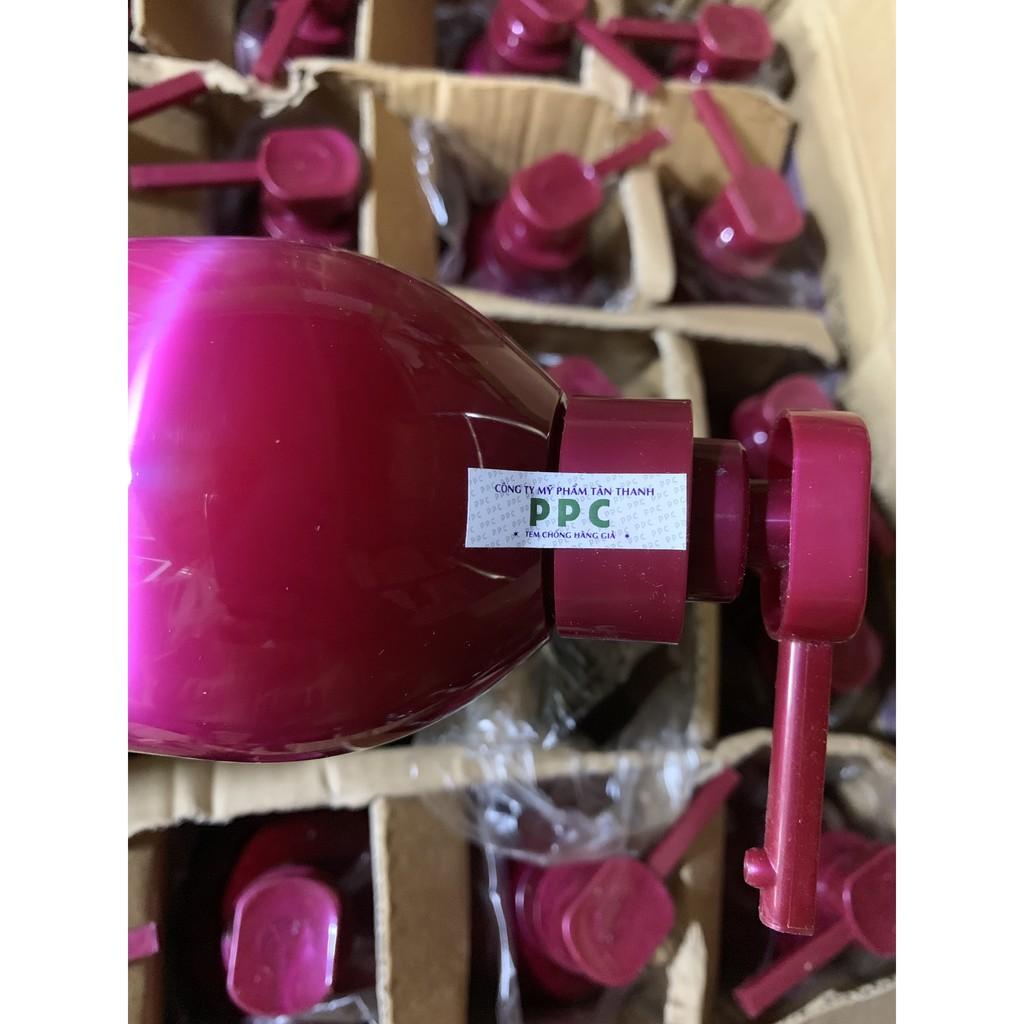 Hấp Dâu PPC Keratin Repair 750ml Siêu Thơm Mượt