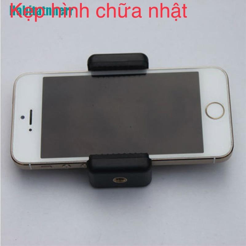 Đầu kẹp máy điện thoại dùng cho tripot tripot mini