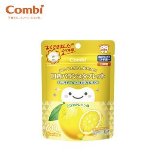 Kẹo ngậm chống sâu răng Combi Teteo gói 60 viên kẹo (vị chanh) thumbnail