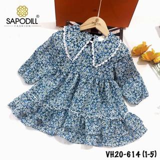 Váy thô đũi cho bé gái 1-5 tuổi