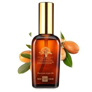 Tinh dầu phục hồi tóc hư tổn khô xơ Arganmidas 100ml (Chính Hãng) thumbnail