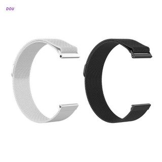 Dây Đeo Inox Cho Đồng Hồ Thông Minh Fitbit Versa / Versa Lite (23Mm)