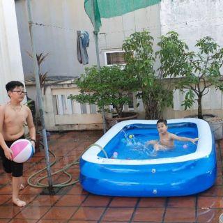 Bể bơi phao bể bơi trẻ em