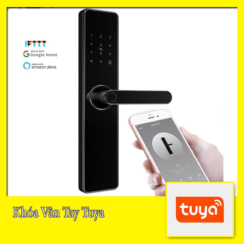 Khóa Vân Tay Tuya wifi e203