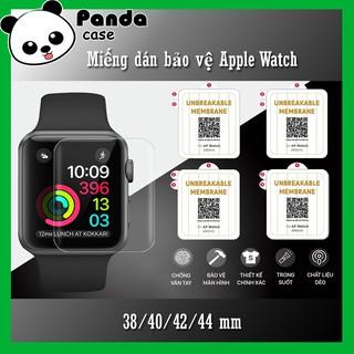 Miếng dán PPF màn hình dành cho  Apple Watch size 38-40-42-44mm - Panda Case