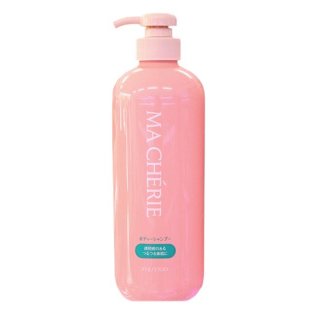 Sữa tắm Shiseido Ma Cherie - Nhật - 600ml