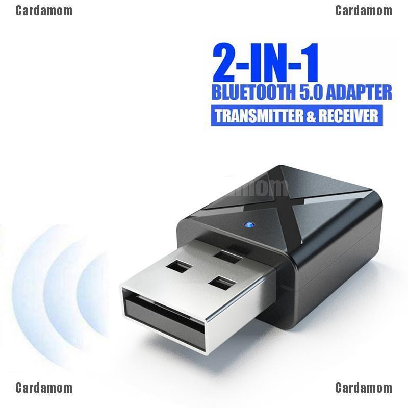 Bộ USB bluetooth 5.0 đa năng tiện dụng cho xe hơi