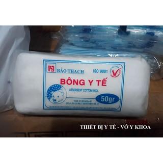 Bông Gòn Y Tế Bảo Thạch 25g - 50g - 100g thumbnail