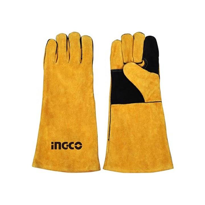 16 icnh Găng tay vải Ingco HGVW02