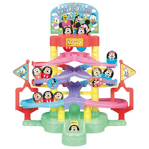 Bộ đồ chơi cầu trượt Go Go Korurin Park - Sega Toys