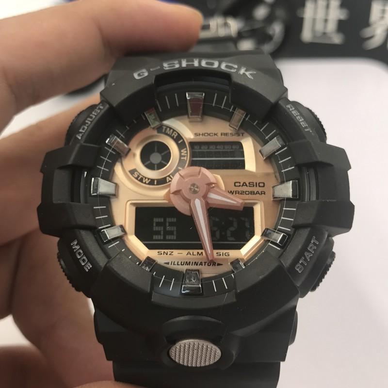 【in stock Casio Electronic Watch g-shock GA-700 Wrist Watch Men Women Sports Watch