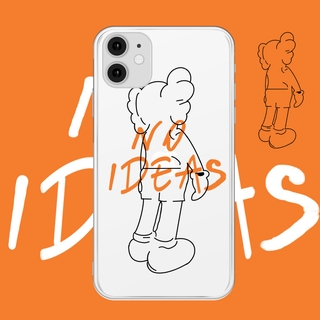 Ốp Lưng Tpu Thiết Kế Đường Cắt Táo Bạo Cho Iphone 4 4s 5 5s Se 5c 6 6s 7 8 Plus X Xs Xr 11 Pro Max