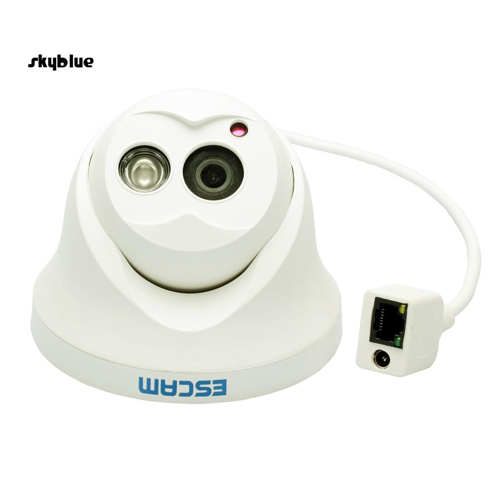 Camera giám sát hồng ngoại Wifi skbl ESCAM Owl Megapixel
