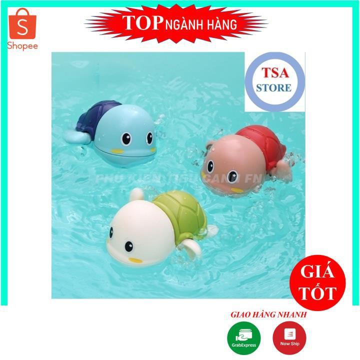 Đồ chơi nhà tắm cho bé – Rùa bơi siêu cute