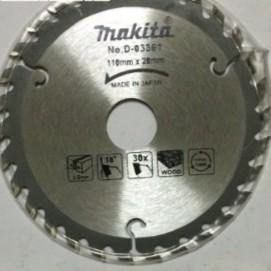 Lưỡi cắt gỗ Makita I