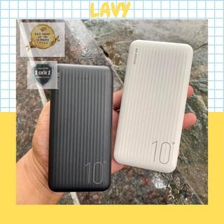 Pin sạc dự phòng chính hãng 10000 mAh WP-129 2 cổng USB dòng 5V 2.1A 2 cổng sạc tiện lợi, lớp sơn vân nhám đẳng cấp thumbnail