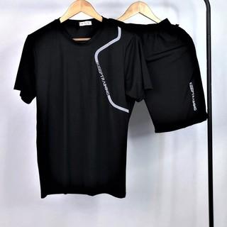 Bộ Thể Thao Nam đồ bộ quần áo mùa hè thun lạnh cao cấp FAVITI BTT13