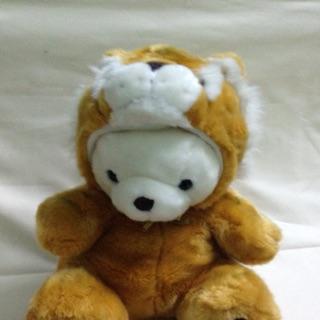 Gấu coslay