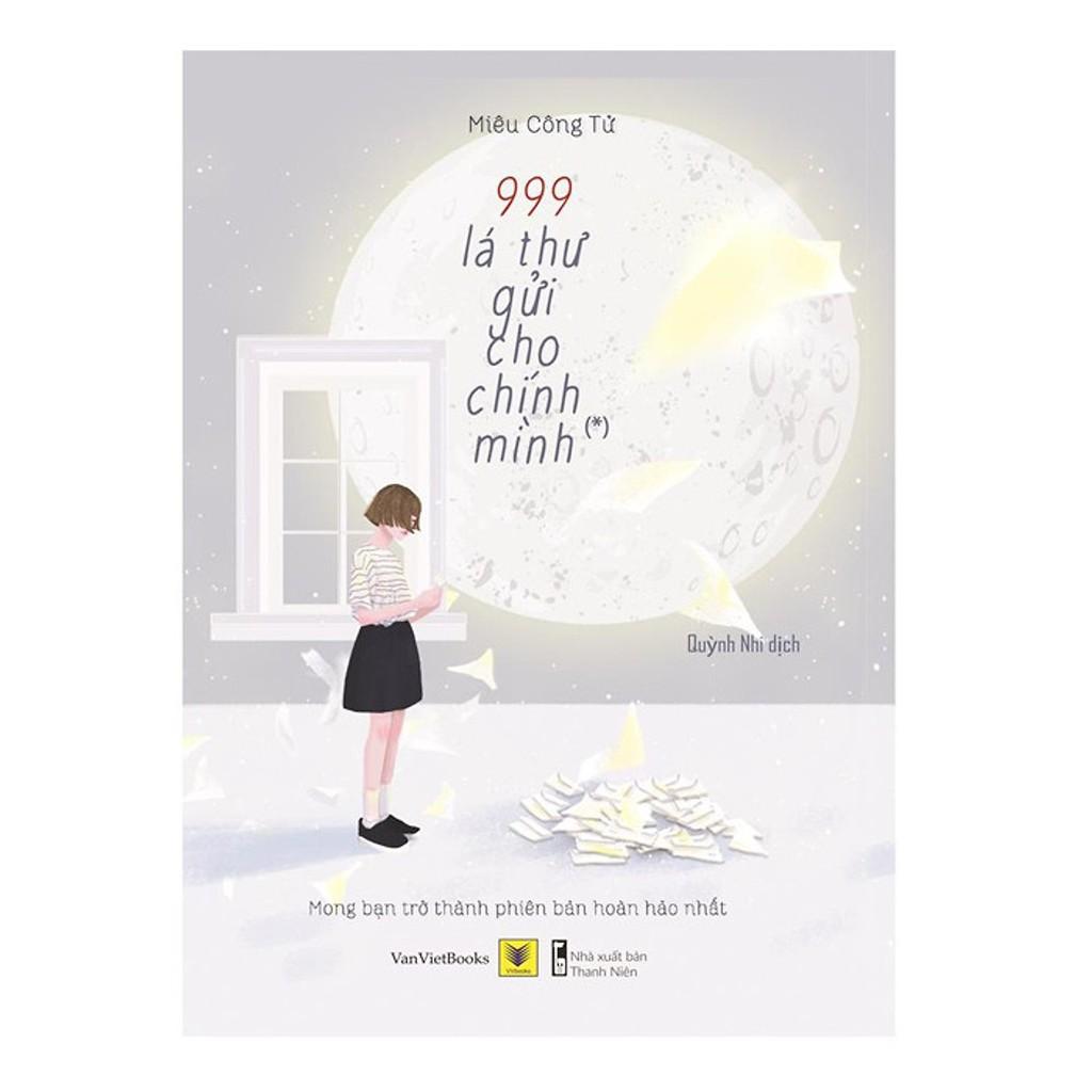 Sách - 999 Lá Thư Gửi Cho Chính Mình