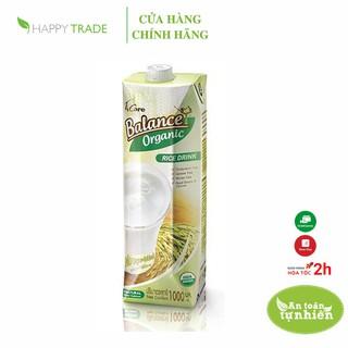Sữa gạo hữu cơ không đường Thái Lan 4CARE BALANCE ORGANINC 1L thumbnail
