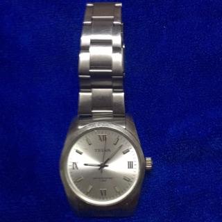 Đồng hồ nam Telva TEV 2281 - hàng nội địa nhật secondand