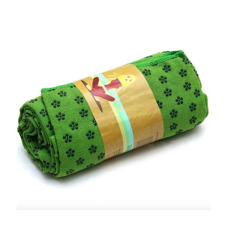 Khăn trải thảm yoga Ribobi có kèm túi đựng - Xanh lá - 3347329 , 1110634035 , 322_1110634035 , 219000 , Khan-trai-tham-yoga-Ribobi-co-kem-tui-dung-Xanh-la-322_1110634035 , shopee.vn , Khăn trải thảm yoga Ribobi có kèm túi đựng - Xanh lá