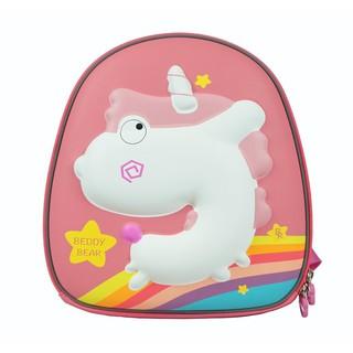 Balo đi học BeddyBear Chống thất lạc bé BJX-ZS Beddy Bear Anti-lost Viền phản quang Tặng hộp siêu xinh thumbnail