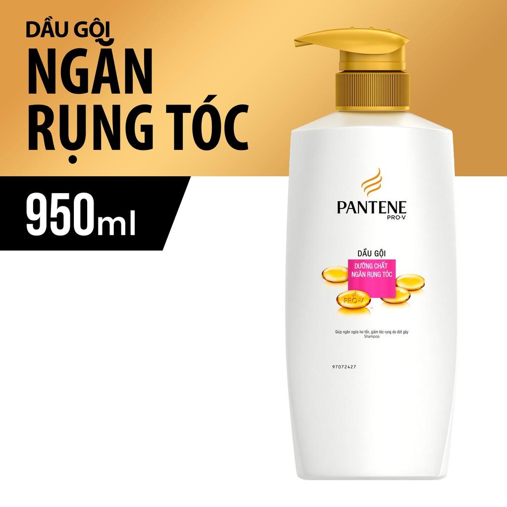 [HÀ NỘI] Dầu Gội Pantene chai 900G