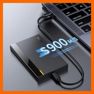 """Thiết bị chuyển đổi ổ cứng gắn trong thành ổ cứng di động Baseus Full Speed Series 2.5"""" HDD/SSD Box"""