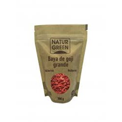 Kỷ tử hữu cơ Naturgreen 200g