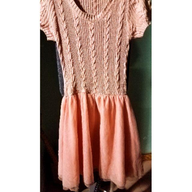 Đầm len dịu dàng